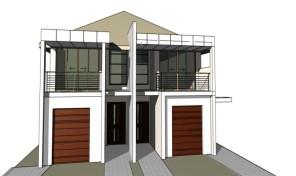 全新全砖5大睡房4卫浴带上锁车库Duplex